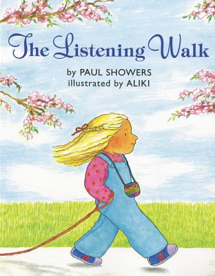 The Listening Walk - Showers, Paul