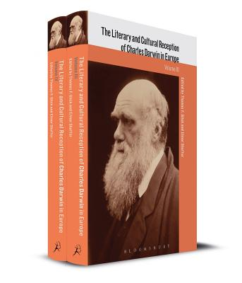 The Literary and Cultural Reception of Charles Darwin in Europe - Glick, Thomas F. (Editor), and Shaffer, Elinor S. (Editor)