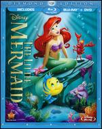 The Little Mermaid [Diamond Edition] [2 Discs] [Blu-ray/DVD] - John Musker; Ron Clements
