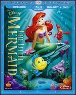 The Little Mermaid [Diamond Edition] [2 Discs] [Blu-ray/DVD] - John Musker; Ron Clements