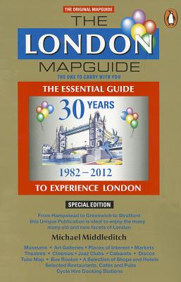 The London Mapguide - Middleditch, Michael