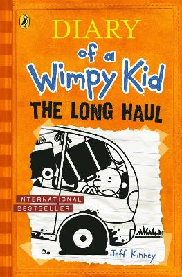 The Long Haul (Diary of a Wimpy Kid book 9) - Kinney, Jeff