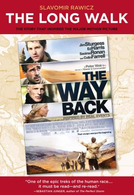 The Long Walk: The True Story of a Trek to Freedom - Rawicz, Slavomir