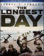 The Longest Day [2 Discs] [Blu-ray/DVD]