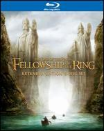 The Lord of the Rings: The Fellowship of the Ring [5 Discs] [Blu-ray]