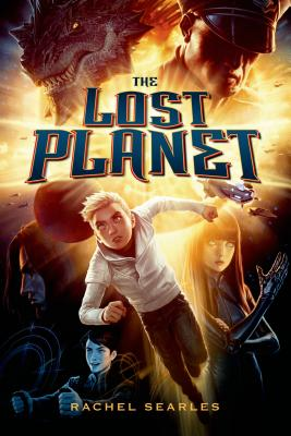 The Lost Planet - Searles, Rachel