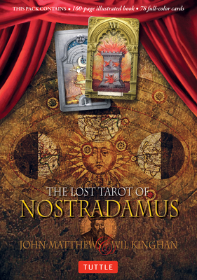 The Lost Tarot of Nostradamus Kit - Matthews, John