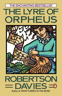 The Lyre of Orpheus - Davies, Robertson