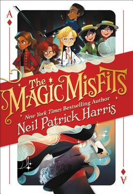 The Magic Misfits - Harris, Neil Patrick