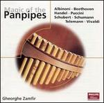 The Magic of the Panpipes - Diane Bish (organ); English Chamber Orchestra; Gheorghe Zamfir (pan pipes); Gheorghe Zamfir (pan flute); Jose-Luis Garcia (Asensio) (violin)