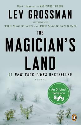 The Magician's Land - Grossman, Lev