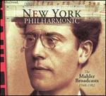 The Mahler Broadcasts, 1948-1982