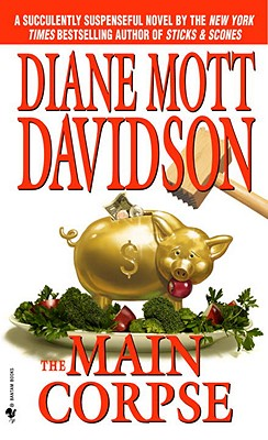 The Main Corpse - Davidson, Diane Mott
