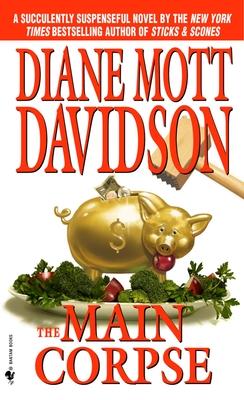 The Main Corpse - Davidson, Diane Mott