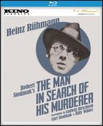 The Man in Search of His Murderer [Blu-ray]