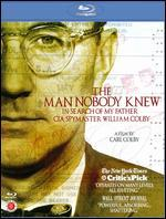 The Man Nobody Knew [Blu-ray]