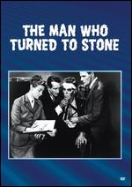 The Man Who Turned to Stone - Leslie Kardos