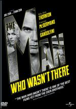 The Man Who Wasn't There [WS] - Joel Coen