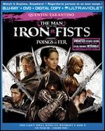 The Man With the Iron Fists [Blu-ray/DVD]