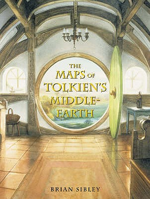 The Maps of Tolkien's Middle-earth: Special Edition - Sibley, Brian