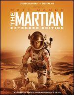The Martian [With Movie Money] [Extended Edition] [Blu-ray]
