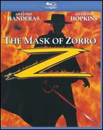 The Mask of Zorro [Blu-ray] - Martin Campbell
