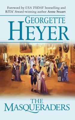 The Masqueraders - Heyer, Georgette