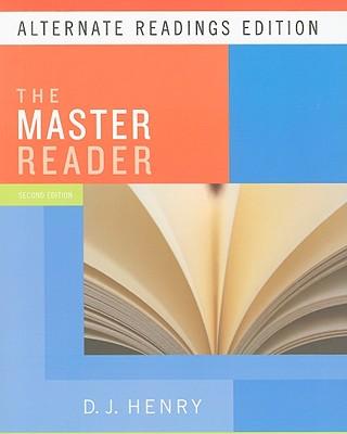 The Master Reader: Alternate Readings Edition - Henry, D J