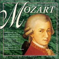 The Masterpiece Collection: Mozart - Angelika Novak (mezzo-soprano); Camerata Academica Salzburg; Camerata Slavonica; Franz Sailer (tenor);...