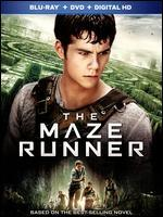The Maze Runner [2 Discs] [Includes Digital Copy] [Blu-ray]