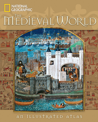 The Medieval World: An Illustrated Atlas - Thompson, John M.