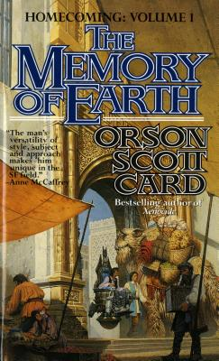 The Memory of Earth - Card, Orson Scott