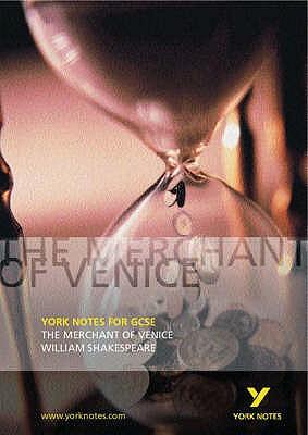 The Merchant of Venice: York Notes for GCSE - Walker, Martin
