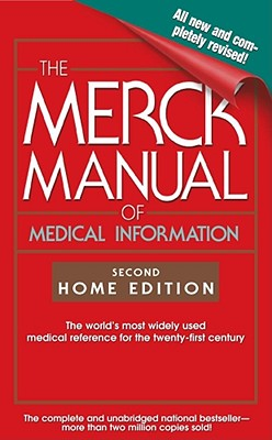 The Merck Manual of Medical Information - Beers, Mark H, M.D. (Editor)