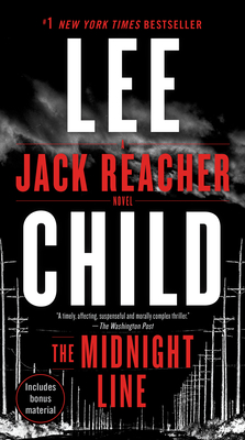 The Midnight Line: A Jack Reacher Novel - Child, Lee, New