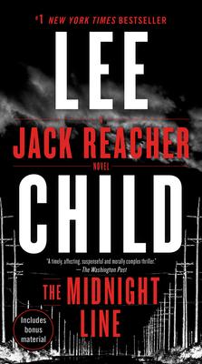 The Midnight Line: A Jack Reacher Novel - Child, Lee, New