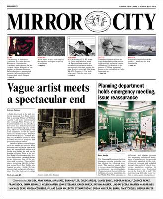 The Mirrorcity: 23 London Artists - Aridjis, Chloe, and Home, Stewart, and Levy, Deborah