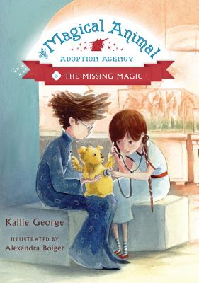 The Missing Magic - George, Kallie, and Boiger, Alexandra (Cover design by)