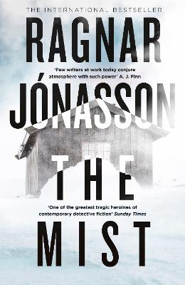 The Mist: Hidden Iceland Series, Book Three - Jonasson, Ragnar, and Cribb, Victoria (Translated by)