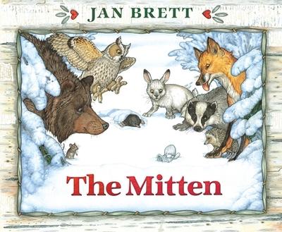 The Mitten - Brett, Jan