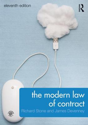 The Modern Law of Contract - Stone, Richard, and Devenney, James