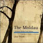 The Moldau: Popular Orchestral Works from Bohemia - Libor Pesek / Royal Liverpool Philharmonic Orchestra