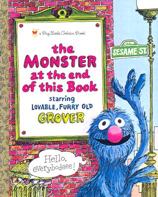 The Monster at the End of This Book - Stone, Jon