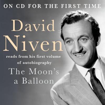 The Moon's a Balloon - Niven, David