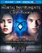 The Mortal Instruments: City of Bones [2 Discs] [Includes Digital Copy] [UltraViolet] [Blu-ray/DVD] - Harald Zwart