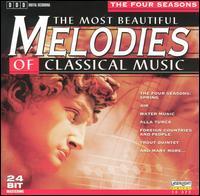 The Most Beautiful Melodies of Classical Music: The Four Seasons - Adam Harasiewicz (piano); Christian Altenburger (violin); Colorado String Quartet; Danielle Dechenne (piano);...