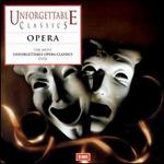 The Most Unforgettable Opera Classics