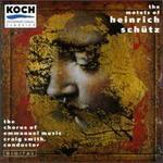 The Motets Of Heinrich Schütz