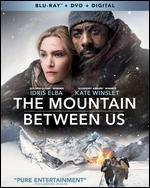 The Mountain Between Us [Blu-ray/DVD] [2 Discs]