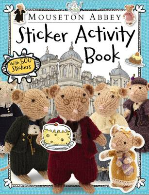 The Mousetons Sticker Activity Book -